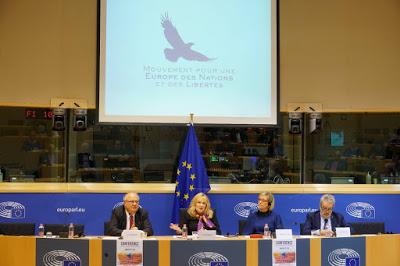Η Ευρώπη που κόπτεται για τα ανθρώπινα δικαιώματα κλείνει τα μάτια μπροστά στην ωμή καταπάτησή τους στη Νότια Αφρική, καταγγέλλουν σε Συνέδριο ευρωβουλευτές της ομάδας του ENF - Εικόνα4