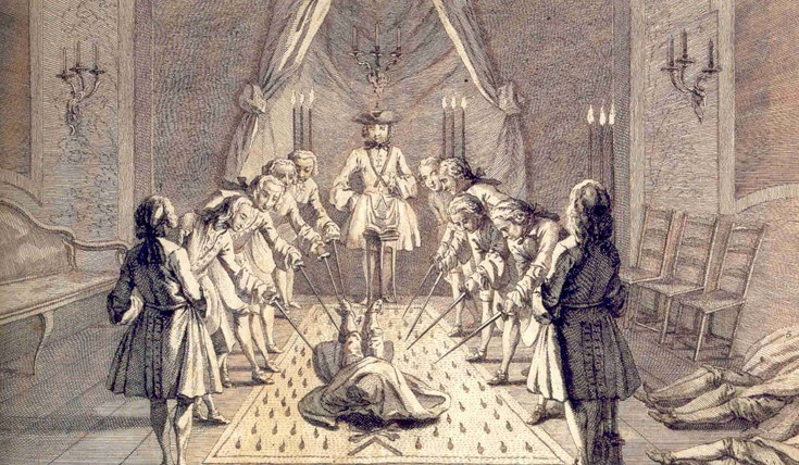 Η φανερή – και κρυφή – ιστορία της ελληνικής μασονίας - Εικόνα1