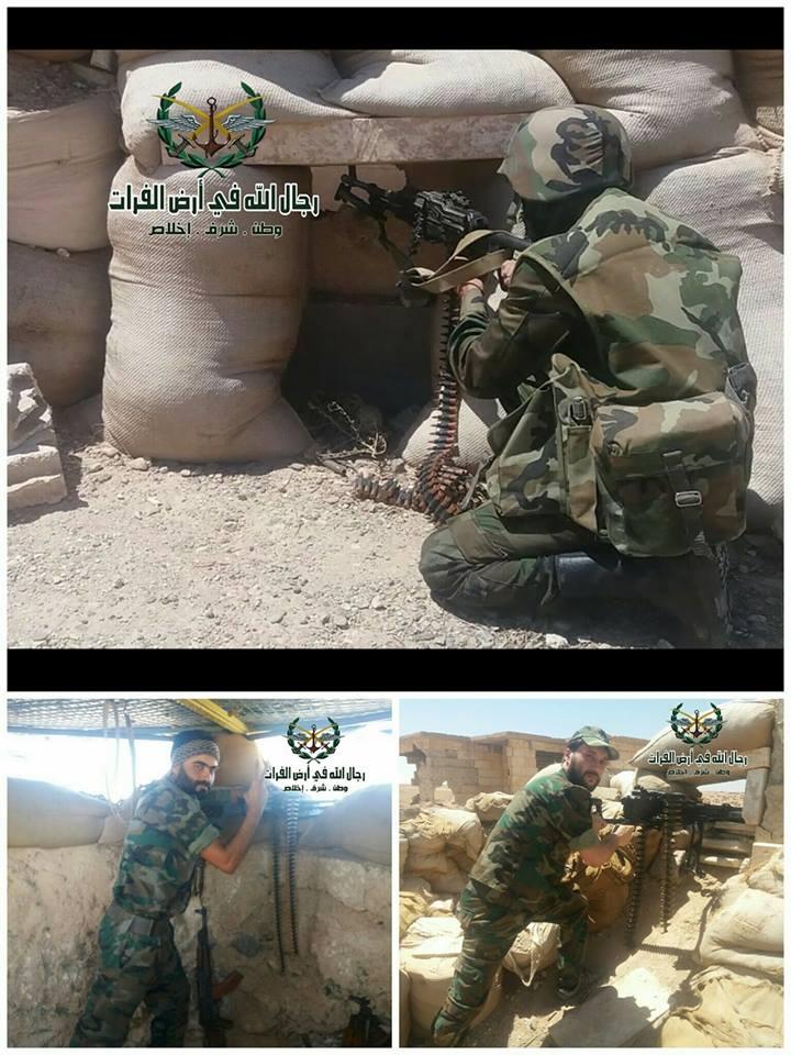 Φλέγεται η Deir Ezzor: Σαρωτικοί βομβαρδισμοί με τον συριακό Στρατό σε απόσταση αναπνοής από την πόλη και τους «Αλιγάτορες» ασταμάτητους (βίντεο, εικόνες) - Εικόνα0