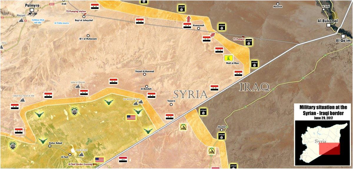 Φλέγεται η Deir Ezzor: Σαρωτικοί βομβαρδισμοί με τον συριακό Στρατό σε απόσταση αναπνοής από την πόλη και τους «Αλιγάτορες» ασταμάτητους (βίντεο, εικόνες) - Εικόνα4