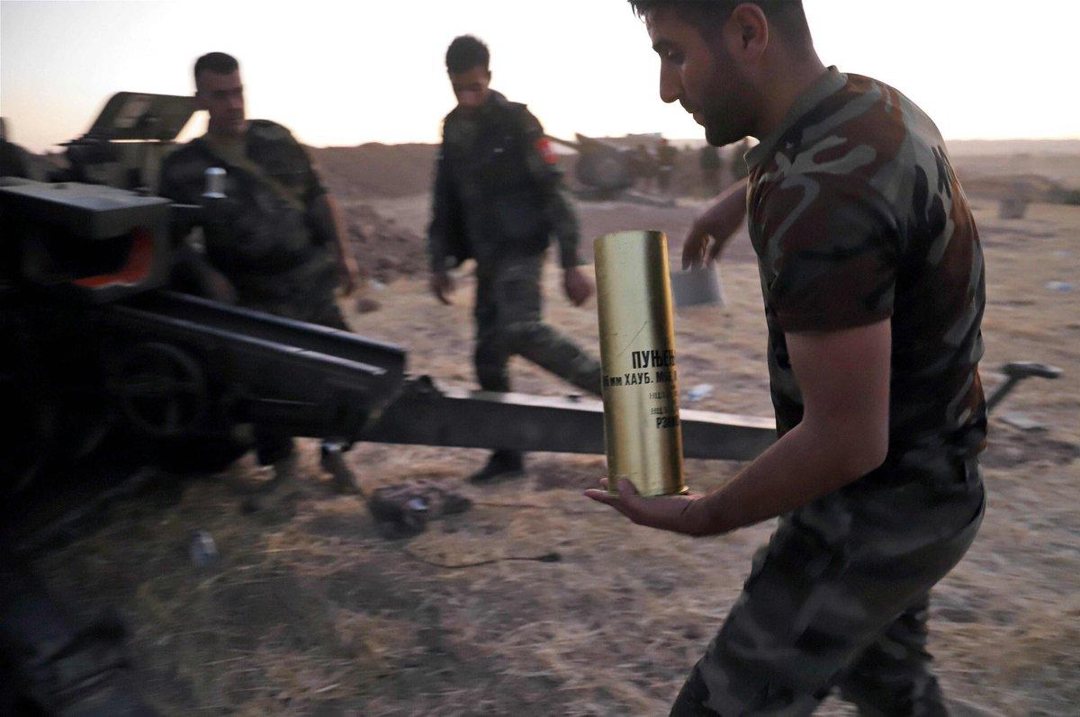 Φλέγονται «σαν λαμπάδες» αμερικανικά άρματα μάχης M1 Abrams – Αγριες συγκρούσεις 50 χλμ από την Ερμπίλ – Οι Κούρδοι ξεκινούν αντεπίθεση μετά την παρέμβαση ΗΠΑ - Εικόνα17