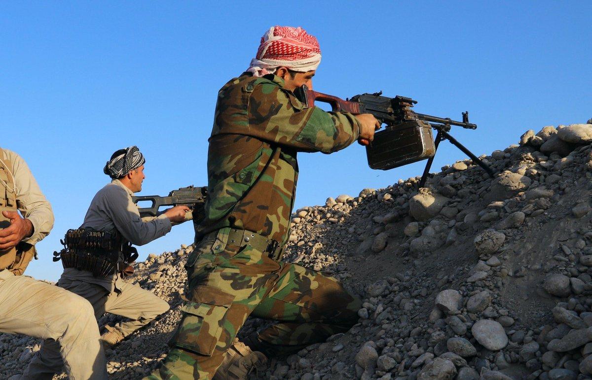 Φλέγονται «σαν λαμπάδες» αμερικανικά άρματα μάχης M1 Abrams – Αγριες συγκρούσεις 50 χλμ από την Ερμπίλ – Οι Κούρδοι ξεκινούν αντεπίθεση μετά την παρέμβαση ΗΠΑ - Εικόνα18