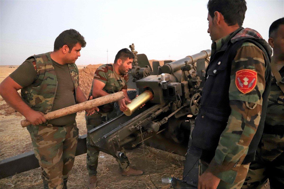 Φλέγονται «σαν λαμπάδες» αμερικανικά άρματα μάχης M1 Abrams – Αγριες συγκρούσεις 50 χλμ από την Ερμπίλ – Οι Κούρδοι ξεκινούν αντεπίθεση μετά την παρέμβαση ΗΠΑ - Εικόνα19