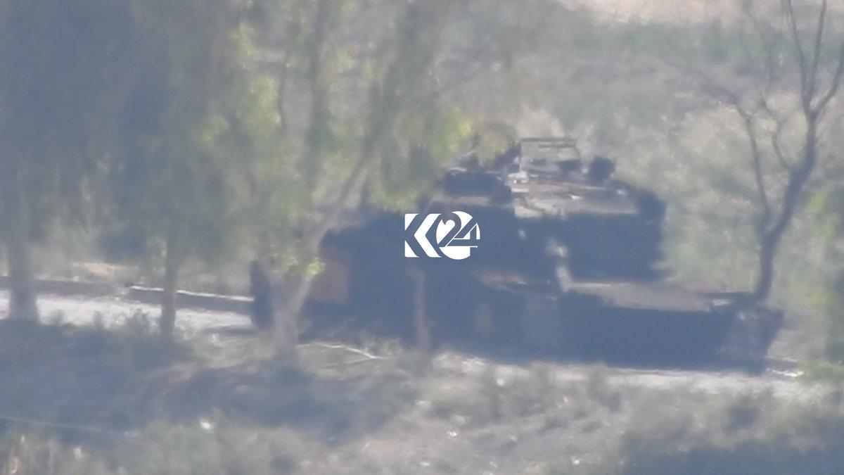 Φλέγονται «σαν λαμπάδες» αμερικανικά άρματα μάχης M1 Abrams – Αγριες συγκρούσεις 50 χλμ από την Ερμπίλ – Οι Κούρδοι ξεκινούν αντεπίθεση μετά την παρέμβαση ΗΠΑ - Εικόνα2