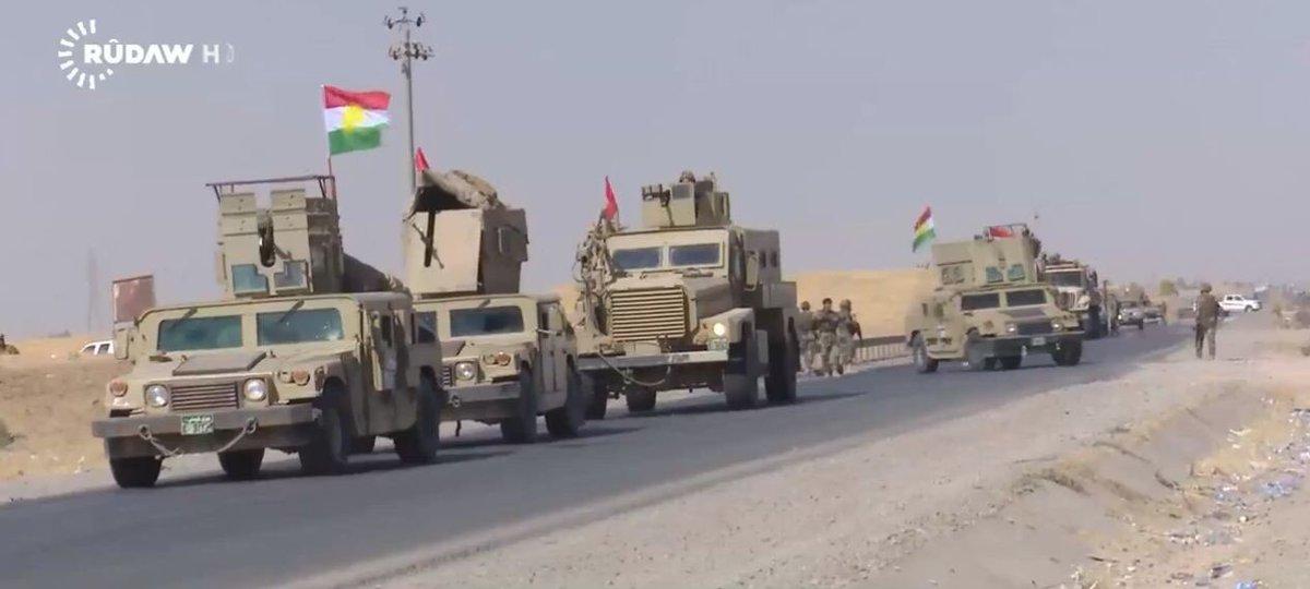 Φλέγονται «σαν λαμπάδες» αμερικανικά άρματα μάχης M1 Abrams – Αγριες συγκρούσεις 50 χλμ από την Ερμπίλ – Οι Κούρδοι ξεκινούν αντεπίθεση μετά την παρέμβαση ΗΠΑ - Εικόνα21