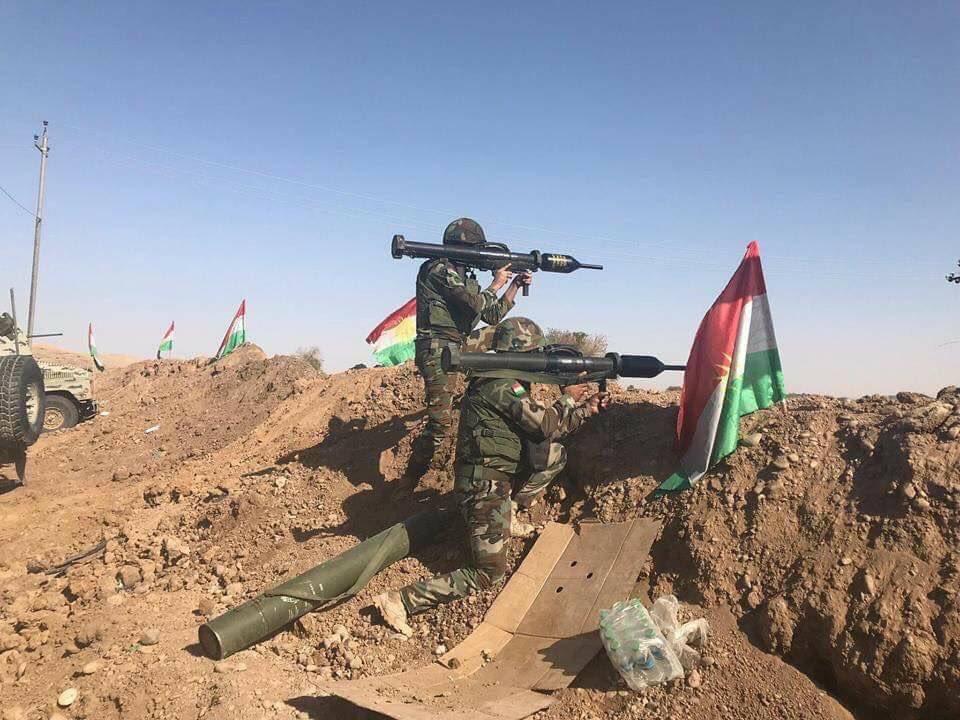 Φλέγονται «σαν λαμπάδες» αμερικανικά άρματα μάχης M1 Abrams – Αγριες συγκρούσεις 50 χλμ από την Ερμπίλ – Οι Κούρδοι ξεκινούν αντεπίθεση μετά την παρέμβαση ΗΠΑ - Εικόνα5