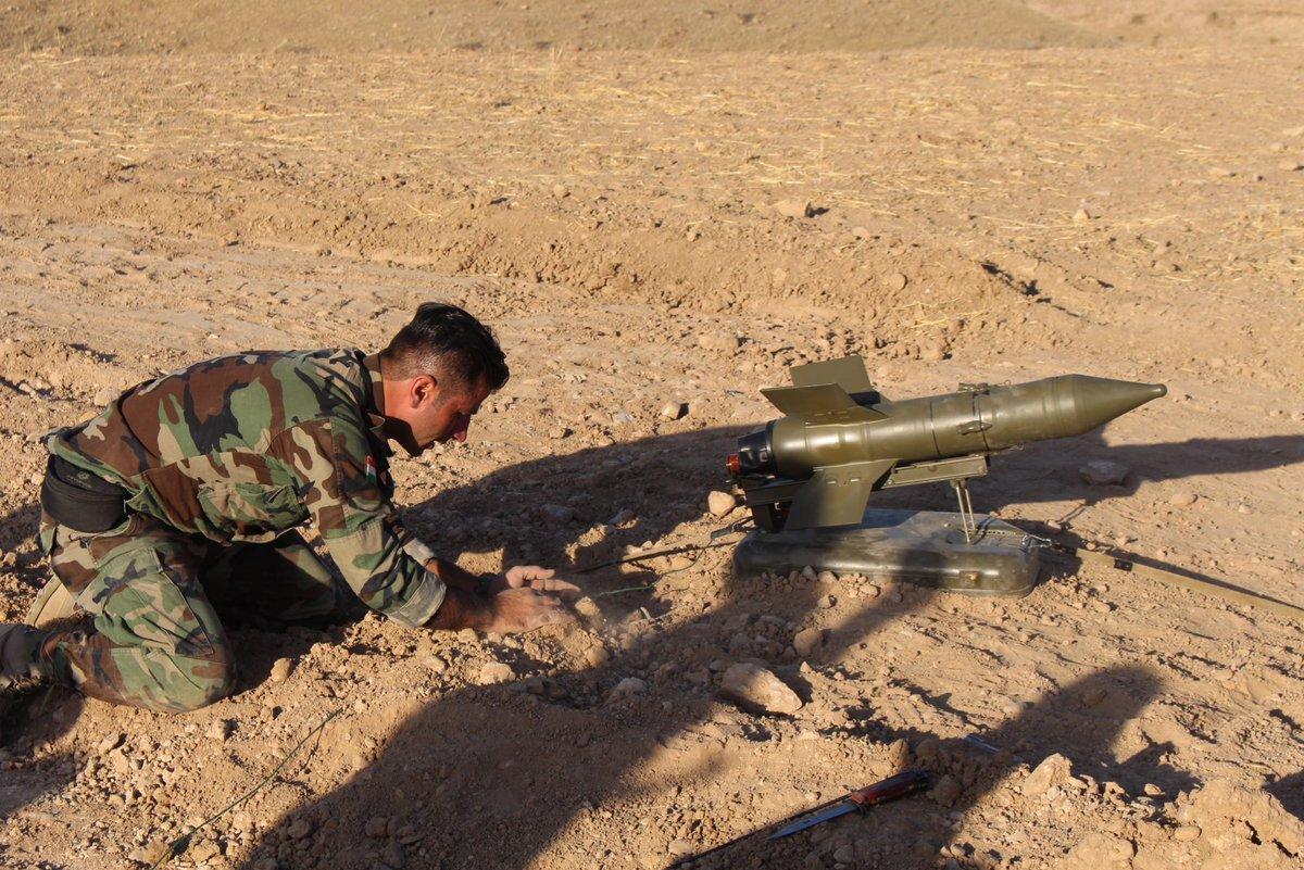 Φλέγονται «σαν λαμπάδες» αμερικανικά άρματα μάχης M1 Abrams – Αγριες συγκρούσεις 50 χλμ από την Ερμπίλ – Οι Κούρδοι ξεκινούν αντεπίθεση μετά την παρέμβαση ΗΠΑ - Εικόνα6