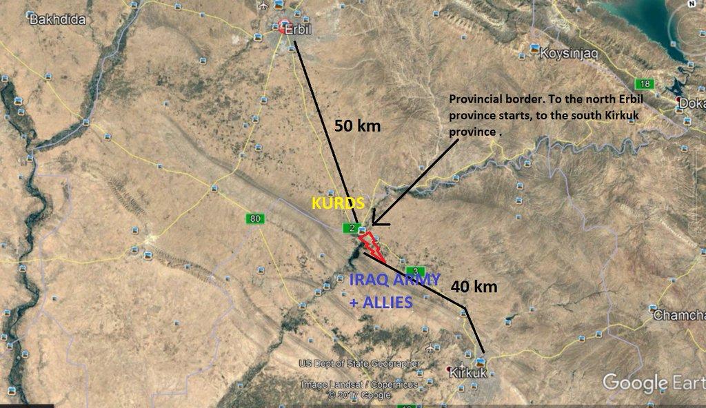 Φλέγονται «σαν λαμπάδες» αμερικανικά άρματα μάχης M1 Abrams – Αγριες συγκρούσεις 50 χλμ από την Ερμπίλ – Οι Κούρδοι ξεκινούν αντεπίθεση μετά την παρέμβαση ΗΠΑ - Εικόνα7