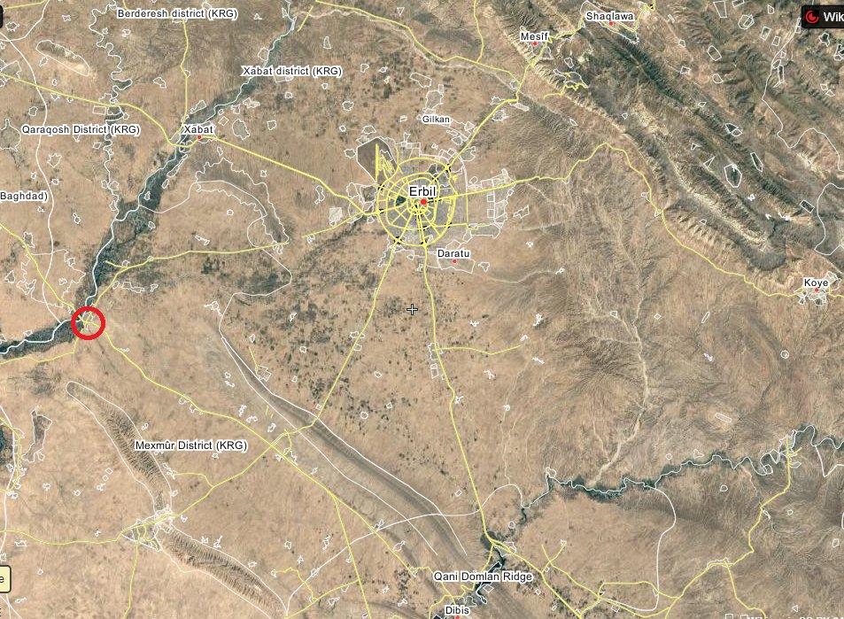 Φλέγονται «σαν λαμπάδες» αμερικανικά άρματα μάχης M1 Abrams – Αγριες συγκρούσεις 50 χλμ από την Ερμπίλ – Οι Κούρδοι ξεκινούν αντεπίθεση μετά την παρέμβαση ΗΠΑ - Εικόνα8