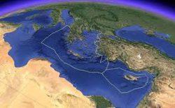 ΦΩΤΙΑ ΣΤΟ ΑΙΓΑΙΟ !  Η επερχόμενη  συνάντηση Αιγύπτου – Ελλάδος-Κύπρου  για την οριοθέτηση  ΑΟΖ πυροδοτεί εξελίξεις με την Τουρκία - Εικόνα0