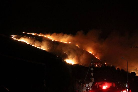ΦΩΤΙΑ ΣΤΗΝ ΚΕΦΑΛΟΝΙΑ: Έσωσαν τα σπίτια οι πυροσβέστες – Καλύτερη εικόνα σήμερα το νησί (ΦΩΤΟ) - Εικόνα3