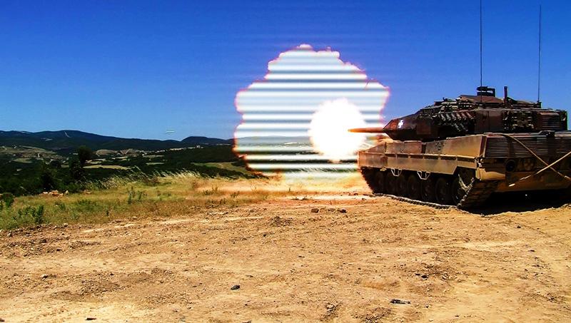 Φωτογραφίες: Εντυπωσιακές βολές αρμάτων μάχης από το Δ΄ Σώμα Στρατού - Εικόνα 6
