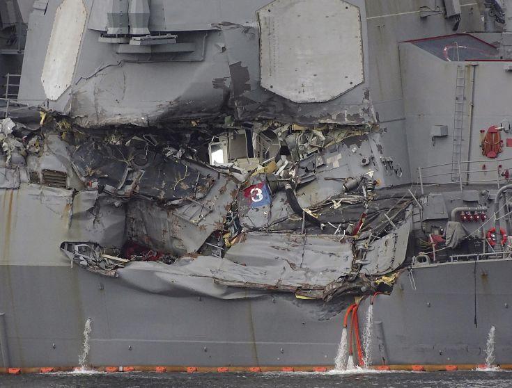Φωτογραφίες από τη σύγκρουση πλοίων στην Ιαπωνία - Εικόνα3