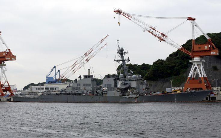 Φωτογραφίες από τη σύγκρουση πλοίων στην Ιαπωνία - Εικόνα4