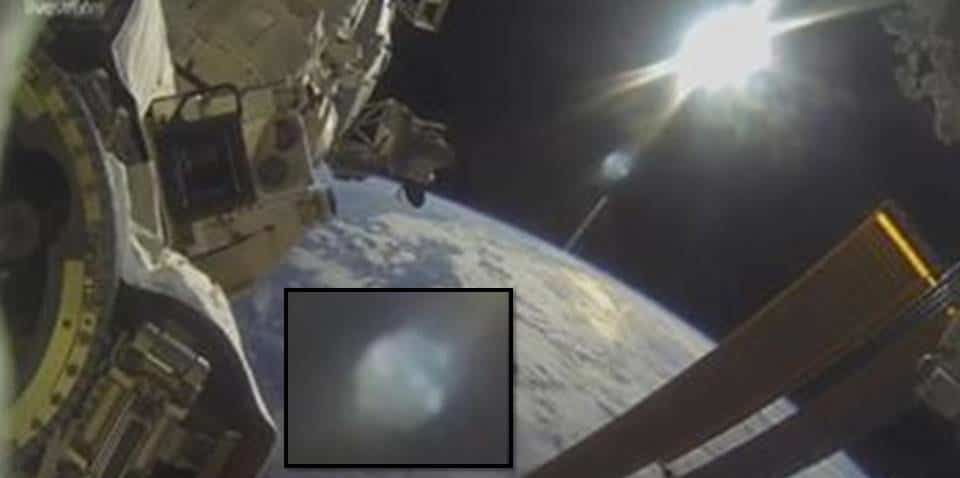 Οι ΓΑΛΑΖΙΕΣ ΚΟΣΜΟΣΦΑΙΡΕΣ στον ΟΥΡΑΝΟ που ΕΙΔΕ η NASA και ΠΟΛΛΟΙ ΚΑΤΟΙΚΟΙ (εικόνες) - Εικόνα1