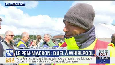 ΓΑΛΛΙΑ: Η εργατιά ψηφίζει Λεπέν. Η αποθέωση της Marine, η «νίλα» του Μακρόν και οι μάσκες της Αριστεράς - Εικόνα4