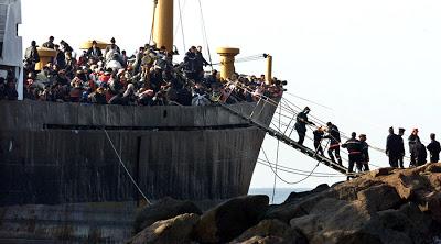 Η Γενιά της Ταυτότητας απέκτησε πλοίο και το στέλνει στην Μεσόγειο! (video) - Εικόνα2