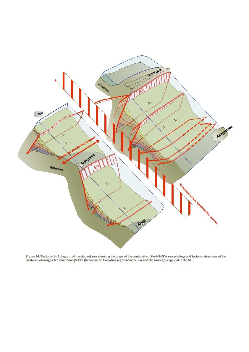 Γεωλόγοι: Πέντε μεγάλα ρήγματα στο Αιγαίο μπορούν να «δώσουν» σεισμούς άνω των 7 βαθμών - Εικόνα 1
