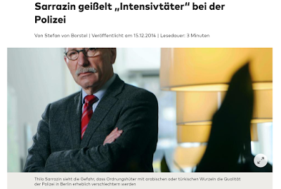 ΓΕΡΜΑΝΙΑ: Διείσδυση στην αστυνομία του Βερολίνου Τούρκων και μουσουλμάνων που έχουν διασυνδέσεις με το έγκλημα - Εικόνα2