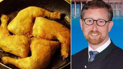 ΓΕΡΜΑΝΙΑ: ναζιστικά μπούτια κοτόπουλου σκορπούν τον τρόμο - Εικόνα1