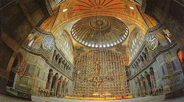 Γιατί άλλαξε γνώμη ο «Σουλτάνος» της Τουρκίας Ερντογάν και δεν προσευχήθηκε στην Αγία Σοφία…Τι ή ποιόν φοβήθηκε; Το μυστηριώδες τηλεφώνημα και οι θρύλοι.. - Εικόνα0