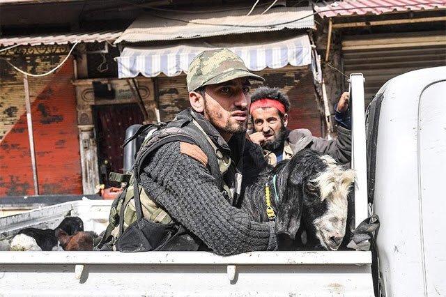 Γιατί έπεσε η Αφρίνη: ο ρόλος των ΗΠΑ, των Τούρκων, των Ρώσων και των Κούρδων - Εικόνα1