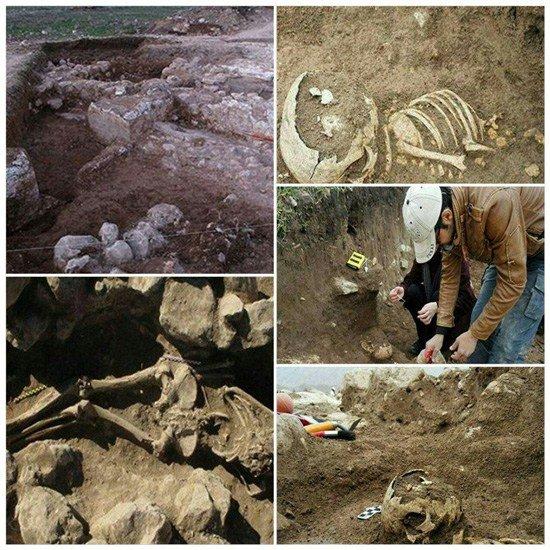 Γίγαντας και αρχαίος θησαυρός ανακαλύφτηκαν στο Ιράν. - Εικόνα1