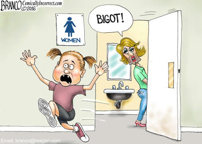 ΗΠΑ: Δήλωνε «γυναίκα», έκανε χρήση του «δικαιώματος» να μπαίνει  στις γυναικείες τουαλέτες και εκεί βίασε κοριτσάκι 10 χρονών - Εικόνα3
