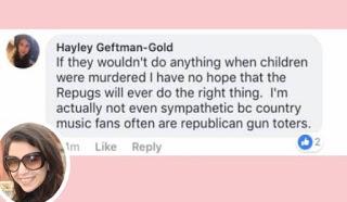 ΗΠΑ: Υπάλληλος του CBS δεν στενοχωρήθηκε για τα θύματα στο Λας Βέγκας γιατί άκουγαν country και μάλλον ψήφιζαν Ρεπουμπλικάνους… - Εικόνα1