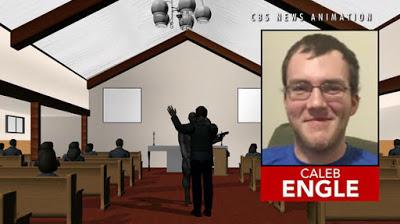 ΗΠΑ: Σουδανός μαύρος ρατσιστής μπήκε σε εκκλησία και άρχισε να θερίζει. Μια γυναίκα νεκρή. (Τι, δεν το πληροφορηθήκατε;) - Εικόνα4