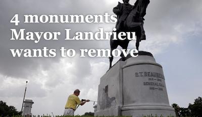 ΗΠΑ: Οι τζιχαντιστές της πολιτικής ορθότητας θέλουν να γκρεμίσουν κάθε μνημείο της Συνομοσπονδίας στη Νέα Ορλεάνη - Εικόνα1