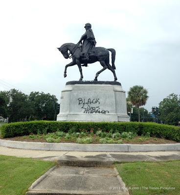 ΗΠΑ: Οι τζιχαντιστές της πολιτικής ορθότητας θέλουν να γκρεμίσουν κάθε μνημείο της Συνομοσπονδίας στη Νέα Ορλεάνη - Εικόνα10