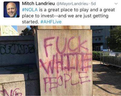 ΗΠΑ: Οι τζιχαντιστές της πολιτικής ορθότητας θέλουν να γκρεμίσουν κάθε μνημείο της Συνομοσπονδίας στη Νέα Ορλεάνη - Εικόνα7