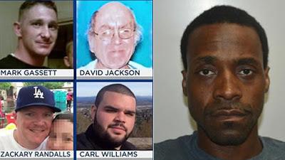 ΗΠΑ: Χαιρόταν όταν ξυλοκοπήθηκε ένας «λευκός ρατσιστής». Τρεις μήνες μετά τον σκότωσε ένας μαύρος ρατσιστής - Εικόνα2