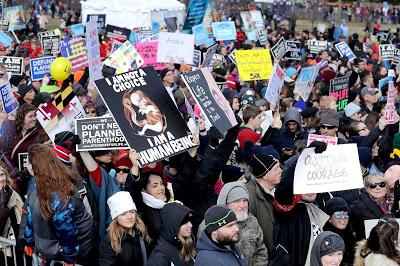 ΗΠΑ: Χιλιάδες διαδήλωσαν υπέρ της ζωής - Εικόνα3