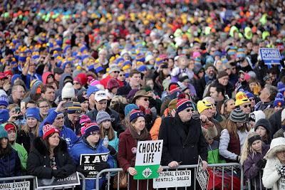 ΗΠΑ: Χιλιάδες διαδήλωσαν υπέρ της ζωής - Εικόνα4
