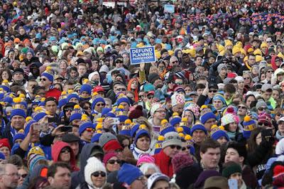ΗΠΑ: Χιλιάδες διαδήλωσαν υπέρ της ζωής - Εικόνα5