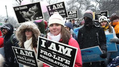 ΗΠΑ: Χιλιάδες διαδήλωσαν υπέρ της ζωής - Εικόνα7