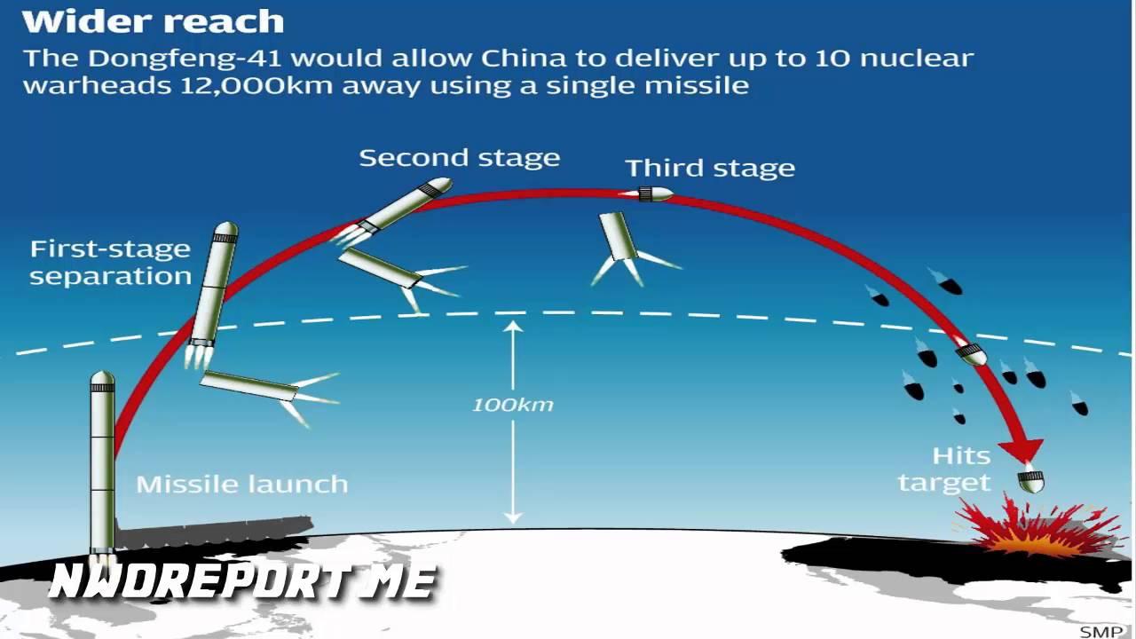Το υπερόπλο της Κίνας: Πυρηνικός διηπειρωτικός πύραυλος με βεληνεκές 12.000 χιλιομέτρων - Εικόνα 0