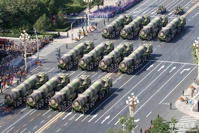 Το υπερόπλο της Κίνας: Πυρηνικός διηπειρωτικός πύραυλος με βεληνεκές 12.000 χιλιομέτρων - Εικόνα 2