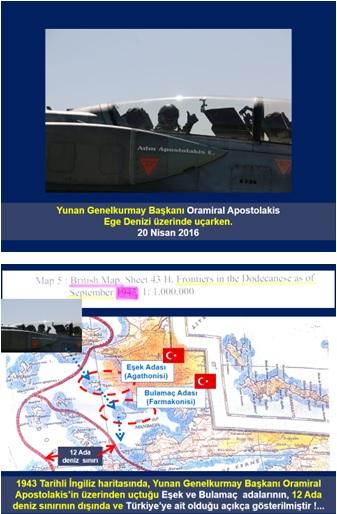 Τι υποστηρίζει πρώην γ.γ. του τουρκικού υπουργείου Άμυνας, για τα ελληνικά νησιά - Εικόνα4