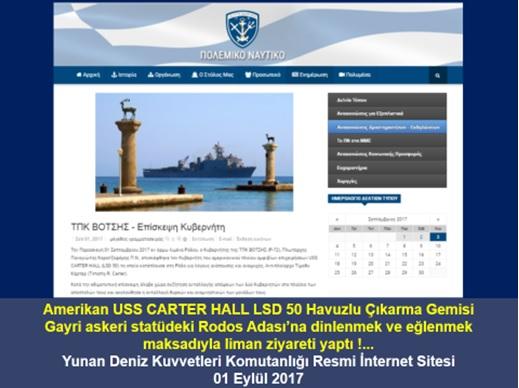 Τι υποστηρίζει πρώην γ.γ. του τουρκικού υπουργείου Άμυνας, για τα ελληνικά νησιά - Εικόνα7