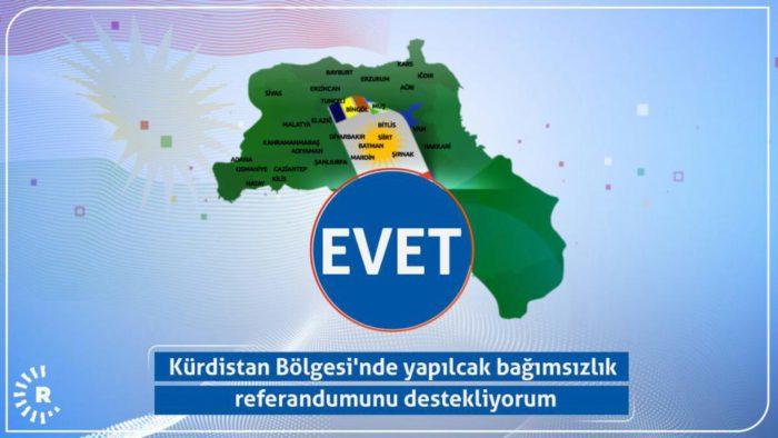Το ιρακινό Κουρδιστάν του Μπαρζανί ετοιμάζει δημοψήφισμα σοκ για ανεξαρτησία με χάρτες που περιλαμβάνουν τουρκικά εδάφη! - Εικόνα1
