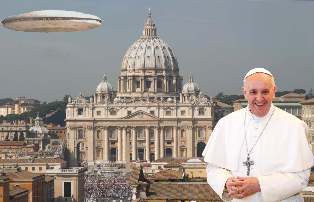 Ήρθε η ώρα να γίνουν αποκαλύψεις για τους εξωγή'ι'νους-δαίμονες και την παγκόσμια κυβέρνηση ή όλα είναι μια απάτη; Ο ρόλος της Καθολικής εκκλησίας. - Εικόνα1