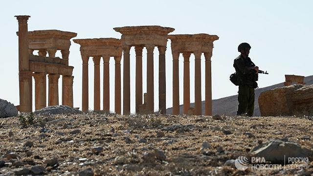 Ήρθε η ώρα να μιλήσουμε: γιατί οι τρομοκράτες του ISIS * φεύγουν από το Raqqah για την  Παλμύρα - Εικόνα2