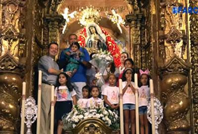 ΙΣΠΑΝΙΑ: Ινδουιστική θεότητα με μορφή ελέφαντα γίνεται δεκτή «με σεβασμό» σε καθολικό ναό - Εικόνα10