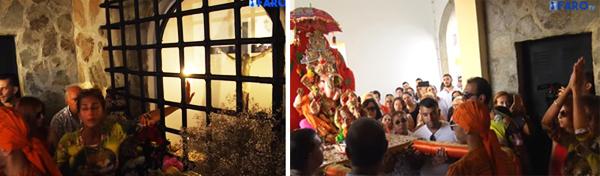 ΙΣΠΑΝΙΑ: Ινδουιστική θεότητα με μορφή ελέφαντα γίνεται δεκτή «με σεβασμό» σε καθολικό ναό - Εικόνα12