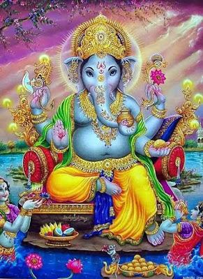 ΙΣΠΑΝΙΑ: Ινδουιστική θεότητα με μορφή ελέφαντα γίνεται δεκτή «με σεβασμό» σε καθολικό ναό - Εικόνα3