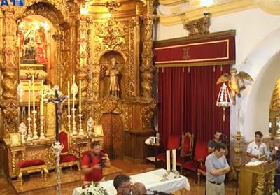 ΙΣΠΑΝΙΑ: Ινδουιστική θεότητα με μορφή ελέφαντα γίνεται δεκτή «με σεβασμό» σε καθολικό ναό - Εικόνα7