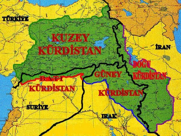 Το Ισραήλ διαμελίζει την Τουρκία – Ισραηλινός πρωθυπουργός: «Ήρθε η ώρα για τους Κούρδους να αποκτήσουν το δικό τους κράτος»! - Εικόνα1